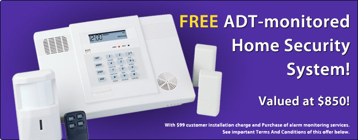 Home Security Systems Wireless Security Services ADT - m